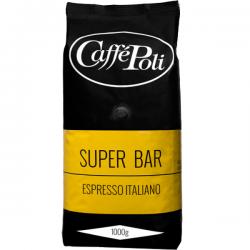 Кофе в зернах Caffe Poli Super Bar, 1 кг