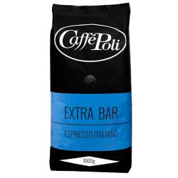 Кофе в зернах Caffe Poli Extra Bar, 1 кг